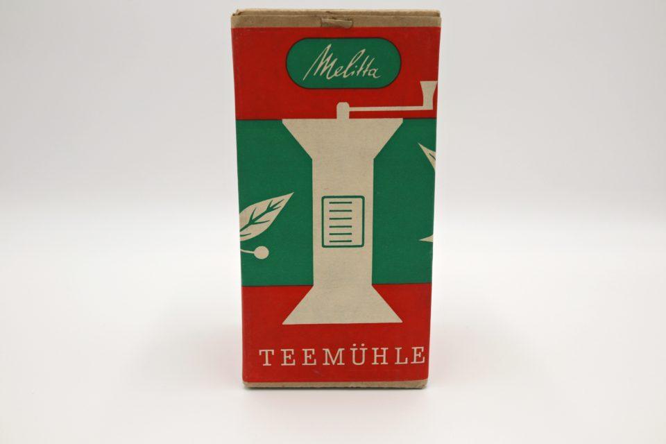 激レアVintage レトロな茶葉粉砕機 Melitta社 ティーミル